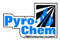 Licensed for Pyrochem installations.